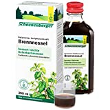 Schoenenberger Bio Naturreiner Heilpflanzensaft Brennnessel (2 x 200 ml)