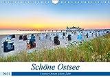 Schöne Ostsee - Impressionen übers Jahr (Wandkalender 2021 DIN A4 quer)