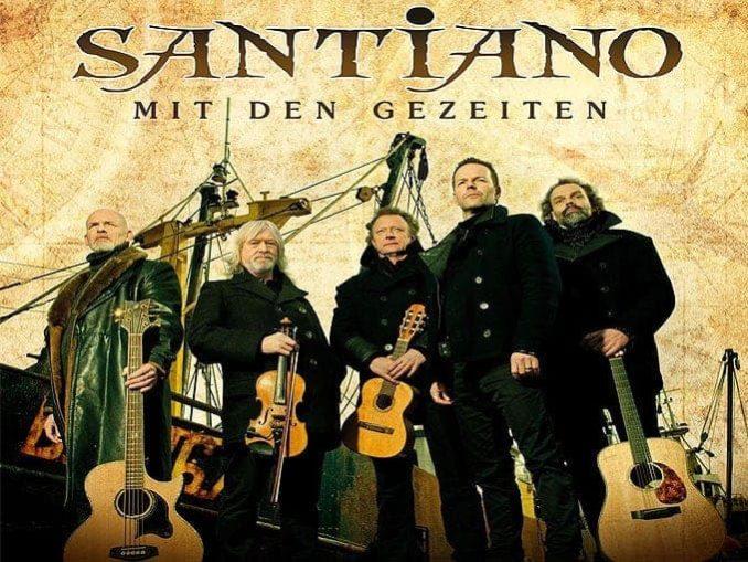 Karten für Santiago