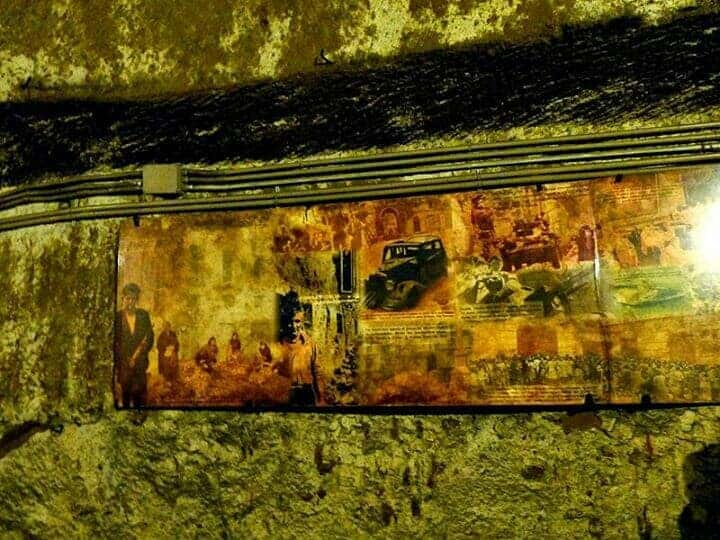 Neapel Untergrund Napoli Sotterranea Bild 15