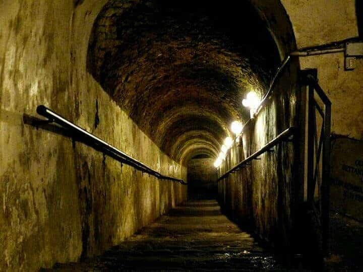 Neapel Untergrund Napoli Sotterranea Bild 3