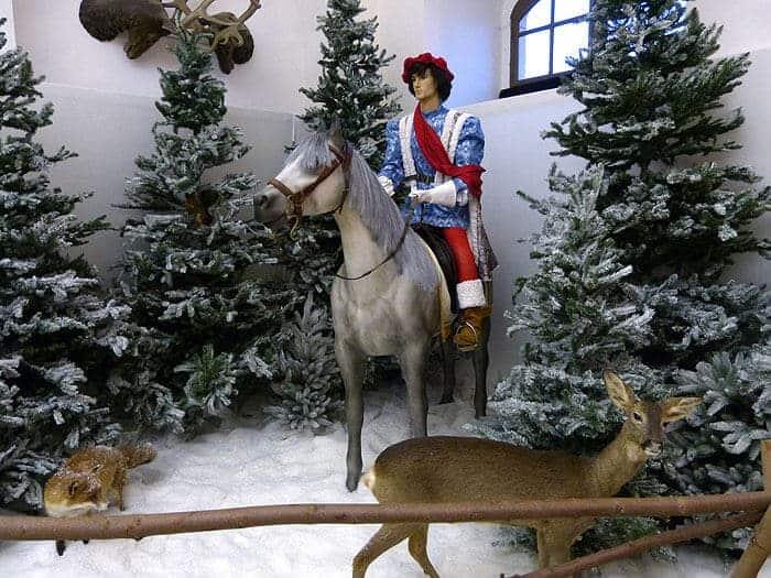 Moritzburg Ausstellung Aschenbrödel Bild 2