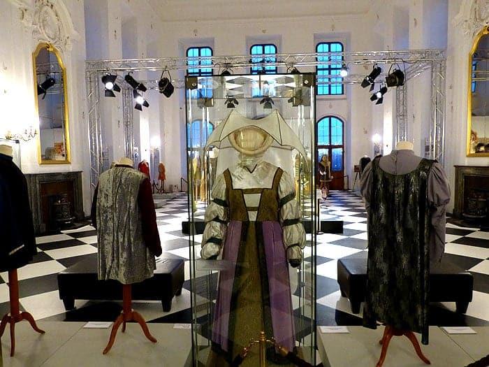 Moritzburg Ausstellung Aschenbrödel Bild 5