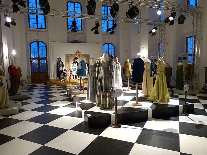 Moritzburg Ausstellung Aschenbrödel Bild 7