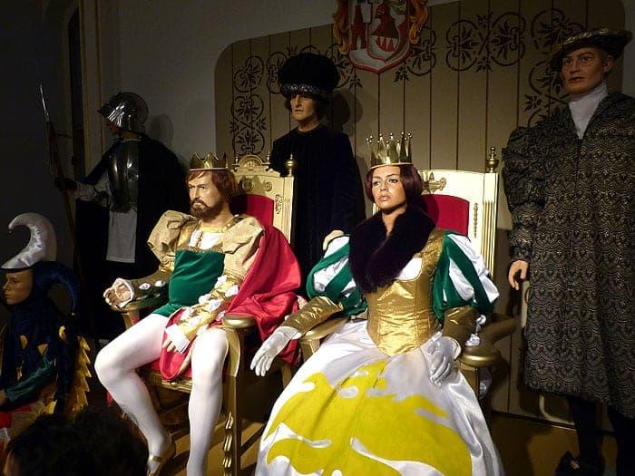 Moritzburg Ausstellung Aschenbrödel Bild 8
