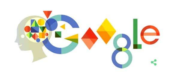 Google Doodle Anna Freud