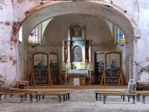 Gottesdienst Kirche Petrovice