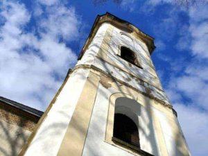 Kirche Petrovice Tschechien
