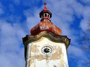 Turm Kirche Petrovice