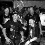 Trude bei der Biker Union