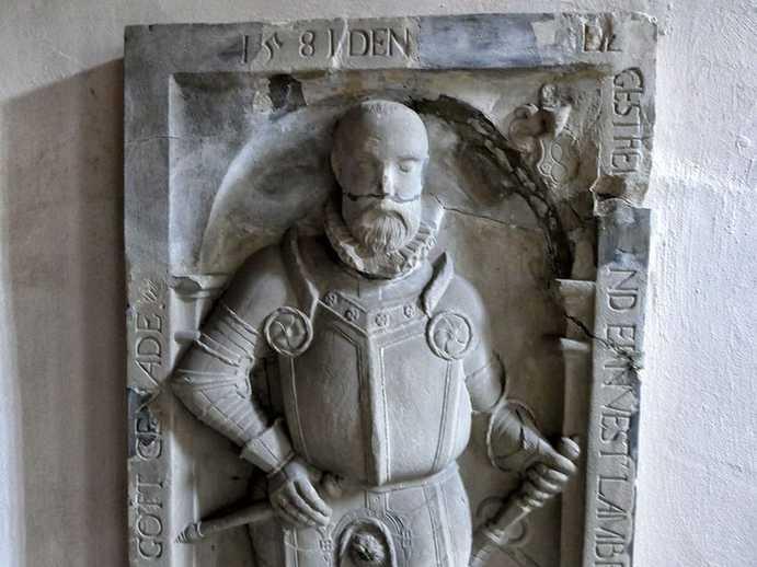 Denkmal Ritter Wenzelskirche