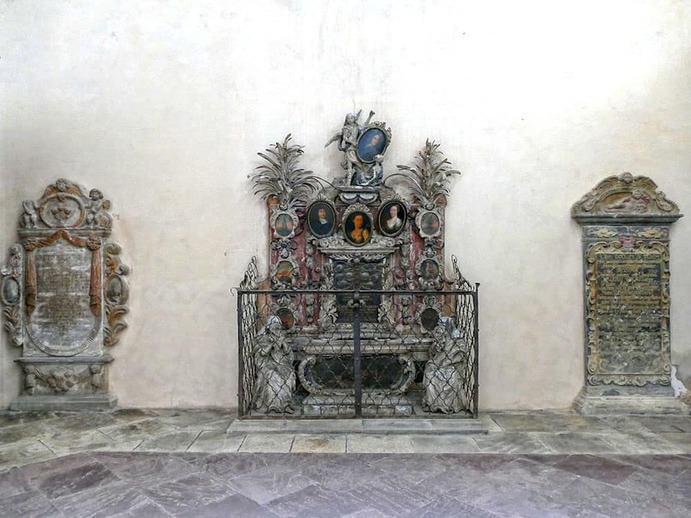 Altare in der Wenzelskirche Naumburg