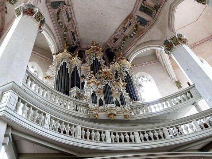 Orgel Konzerte Wenzelskirche Naumburg