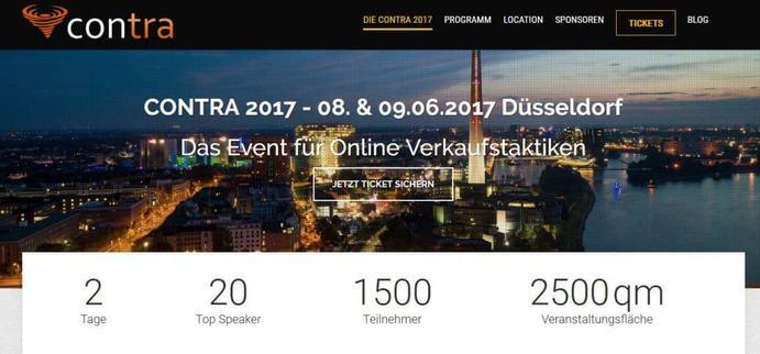 Contra Traffic Konferenz Düsseldorf