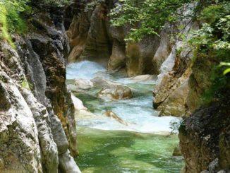 Tirol Alpen Kaiserklamm