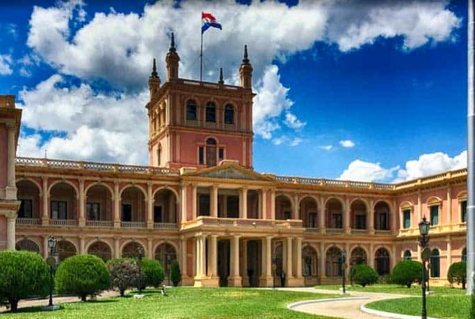 Paraguay Regierung