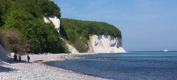 Kreidefelsen Insel Rügen