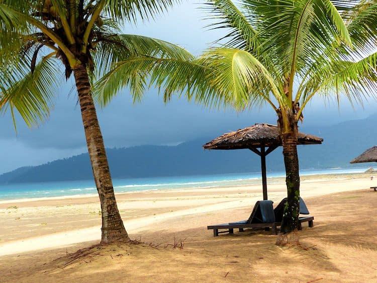 tioman urlaub malaysia bild