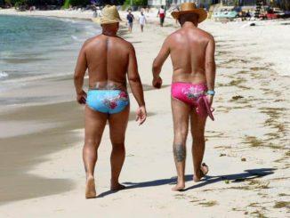 UrlaubReise MänneramStrand