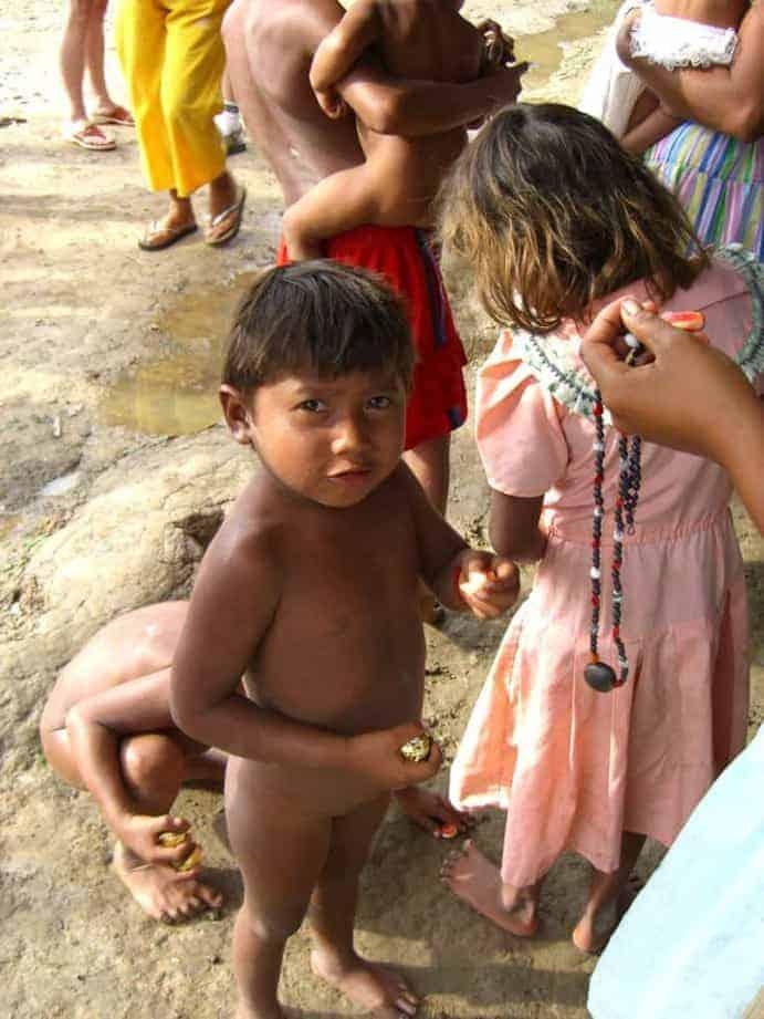 Warao IndianerimOrinocoDelta