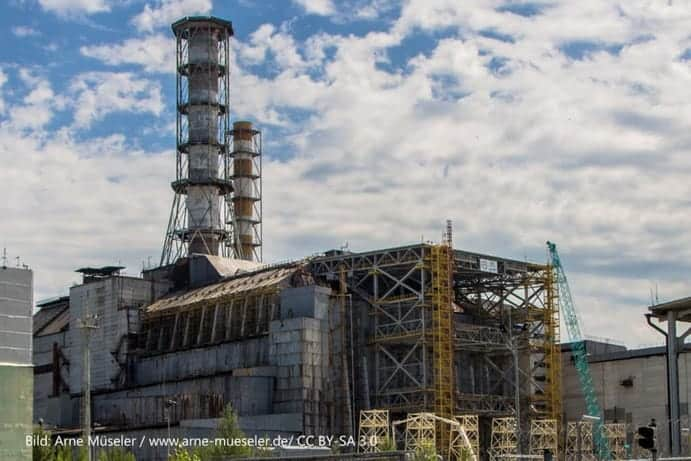 Reaktor 4 Tschernobyl