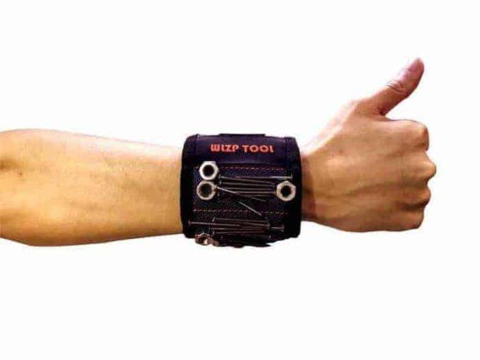 Magnetarmband für Heimwerker / Handwerker