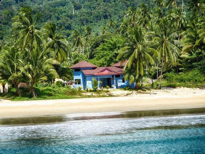 Tioman Urlaub