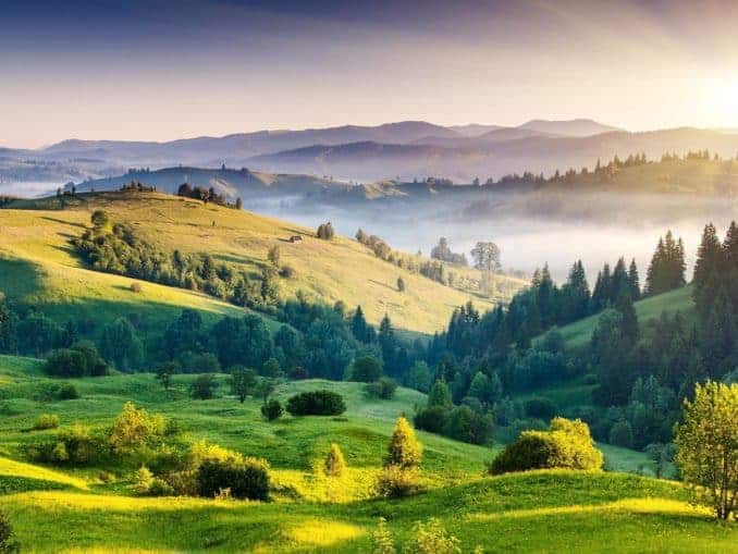 Indien Berge