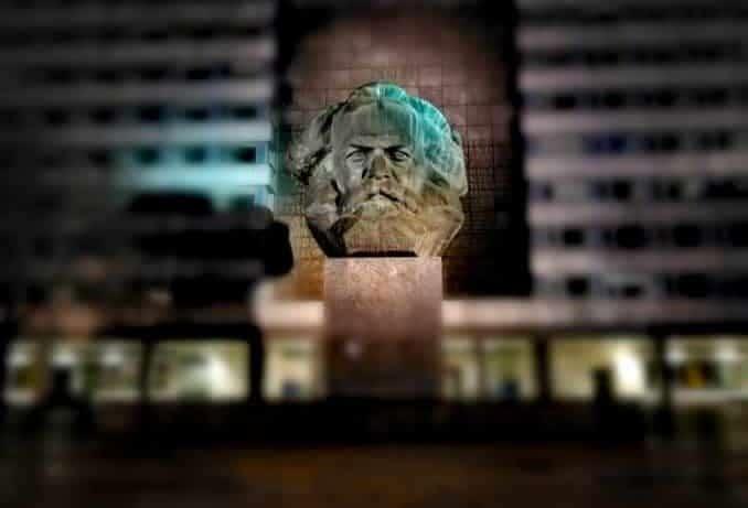 Karl Marx (Nüschl) Chemnitz