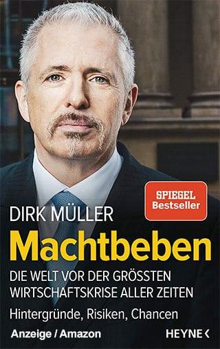 Buch Machtbeben Dirk Müller