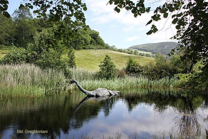 Nessi Imitation / Loch Ness