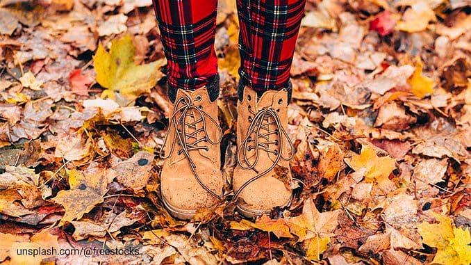 Modebewusst durch den Herbst