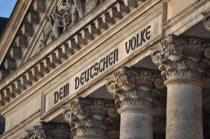 Bundestag zum Thema Rente