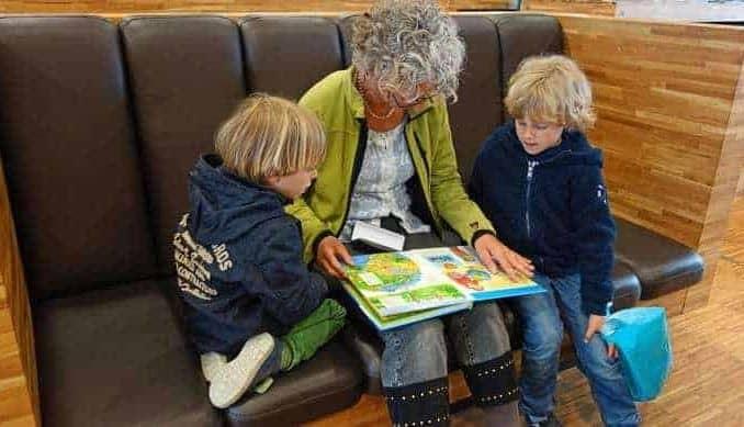 Generationen beim Demografischen Wandel