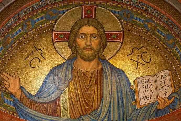 Jesus 10 Gebote
