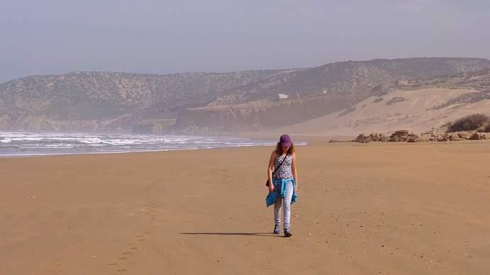 Marokko Beach