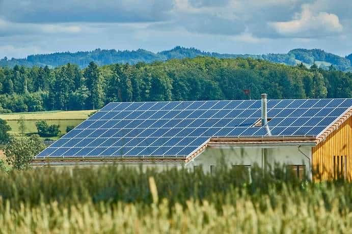 Dach vermieten für Solaranlage