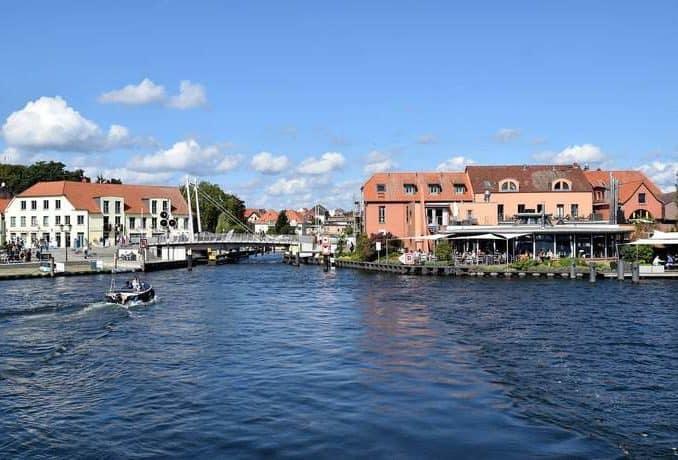 Malchow Luftkurort Mecklenburgischen Seenplatte