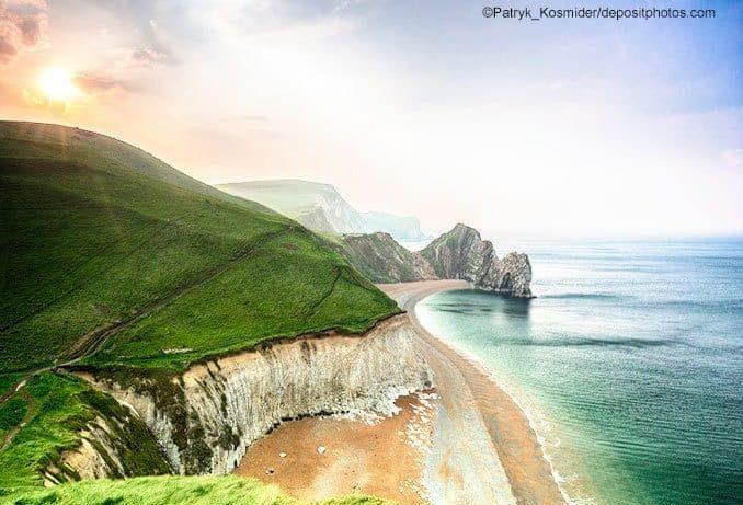 Juraküste (Jurassic Coast) erleben