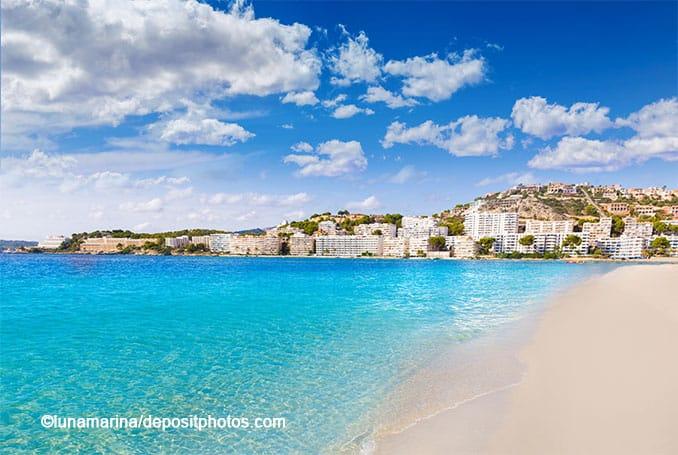 Santa Ponsa Beach Mallorca