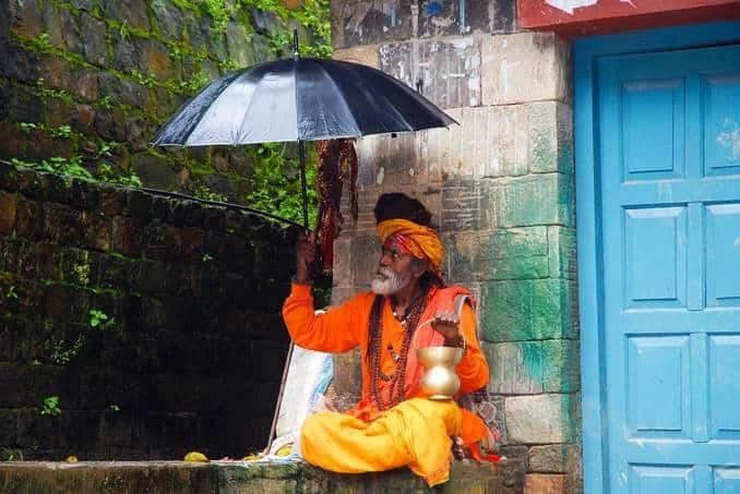 Nepal Traditionen