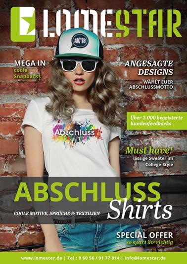 Abschluss-Shirts
