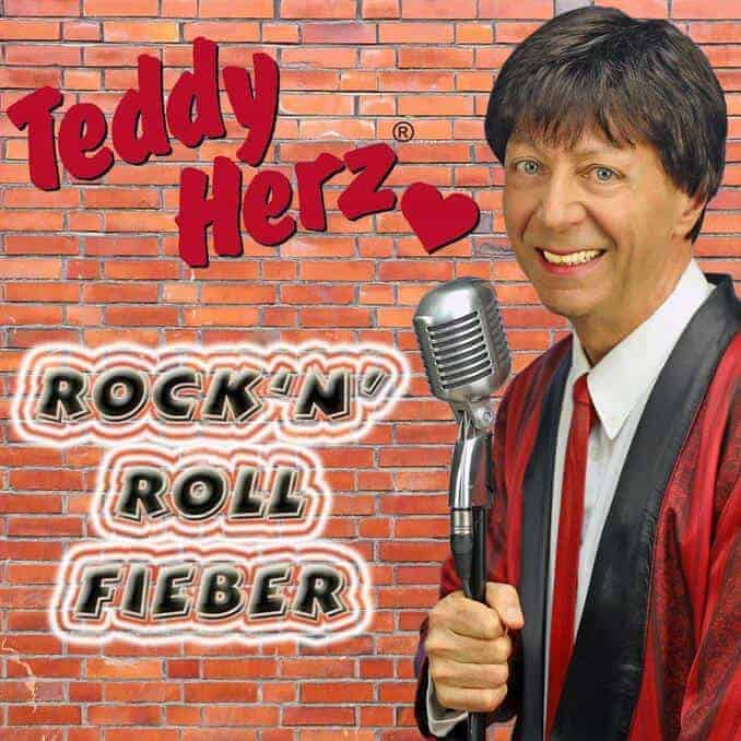 Teddy Herz - cover