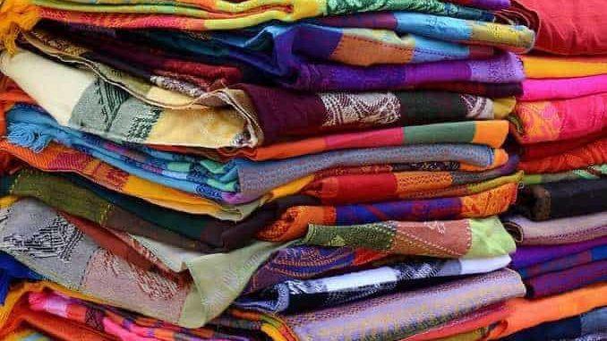 Imprägnieren in der Textilindustrie