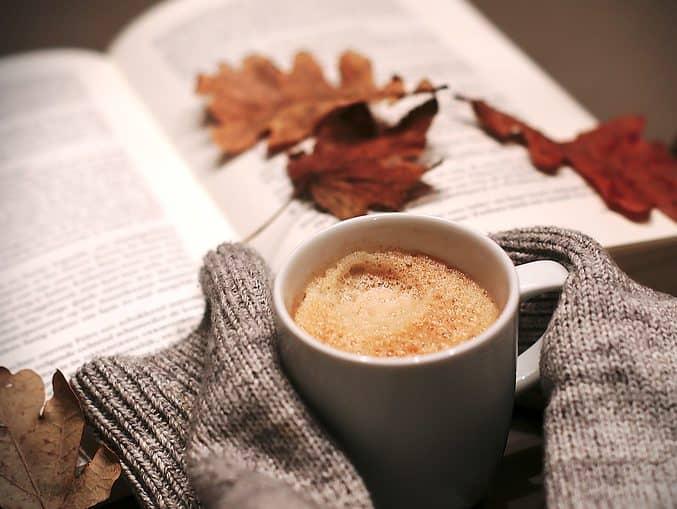 Herbst Winter Übergang