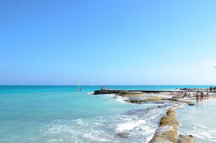 hotel-strand-mexiko