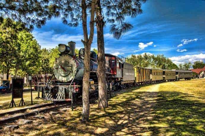 Mexiko Zug