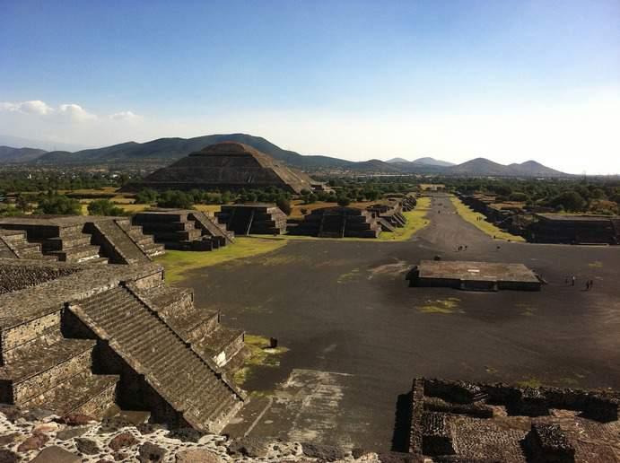 teotihuacan-pyramiden