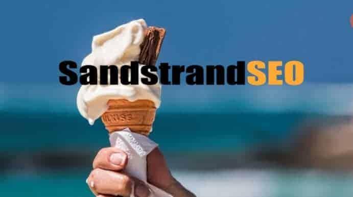 Ein Eis als Belohnung beim SandstrandSEO