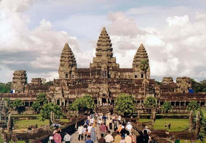 Angkor Wat Foto: Manfred Werner CC BY-SA 3.0